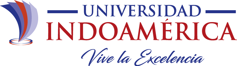 Logo Universidad INDOAMÉRICA